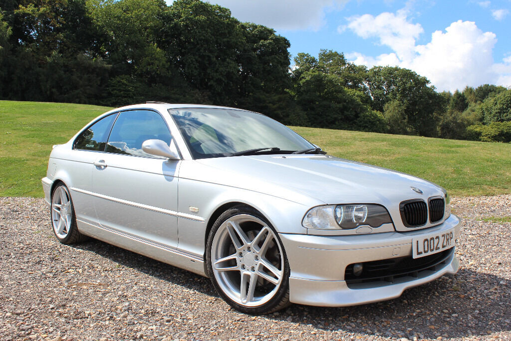 2002 bmw e46 330ci ac schnitzer 75k miles 3 series coupe m3 e36 acs in bursledon. Black Bedroom Furniture Sets. Home Design Ideas