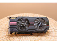 ASUS 560ti 2GB graphics card