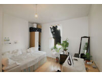Spacious studio apartment located in vibrant Holloway moments to the tube.