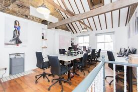 Office near Farringdon station EC1V, Clerkenwell for up to 12 people.