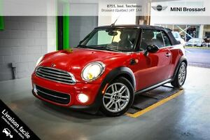2012 MINI Cooper Convertible Cooper -- MAGS 16 -- BLUETOOTH --