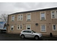 ONE BEDROOM FIRST FLOOR FLAT TO RENT NR TO MAIN STREET AND TRAIN STATION - LARKHALL