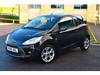 2010/60 Ford Ka Edge 1.2 - Ideal Xmas Present/First Car, £30 tax + cheap to run!