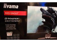 Iiyama G-Master GB2760QSU-B1 gaming monitor - 1440p 144Hz TN panel