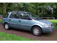 Mitsubushi Spacewagon GLXi - Long MOT