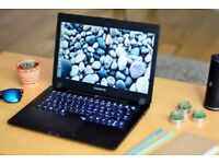 Gaming laptop Gigabyte / Very good condition / High performance