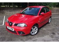 2007 Seat Ibiza Sport 1.4...FULL MOT!!!...Full Service History!!!...VGC!