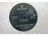 45 rmp records ' nine ( 9 ) in total