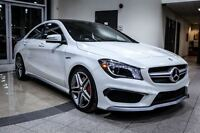 2014 Mercedes-Benz CLA-Class AMG * TURBO * NAVIGATION * WOW *