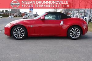 2010 Nissan 370Z CONVERTIBLE V6 - INT. CUIR - BAS MILLAGE!!