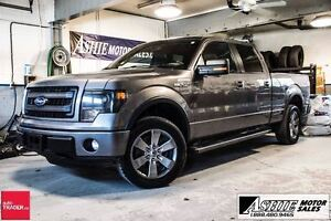2013 Ford F-150 FX4 HEATED/COOLED LEATHER!