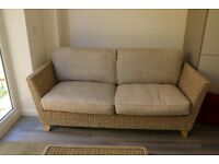 Large M&S Bermuda sofa and coffee table