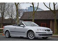 2006 Saab 9-3 vector 93 1.9 tdi diesel convertible HPI clear Vosa verified 2 keys