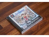 Suikoden II 2 PS1 Game (PlayStation 1) PAL version
