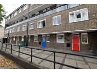 Three/Four Double Bedroom Split Level Maisonette with a Balcony and Communal Garden