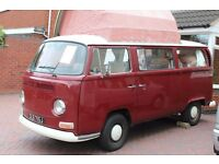 1971 VW Camper Dormabile Conversion