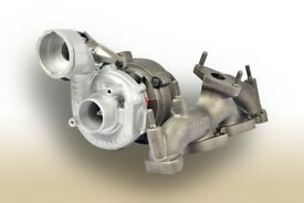 Turbocharger no. 724930 for 2.0 TDI - Audi A3, VW Passat, Golf, Touran, Seat Altea, Leon, Toledo.