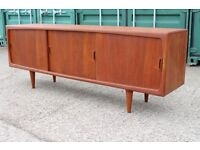 JOB LOT teak sideboards, bedside cabinets and others, Danish,GPlan and more.