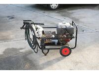 Honda gx 390 Pressure washer 3000 psi 21 litre gearbox interpump