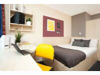 Student accomodation (en-suite room) at The Plaza