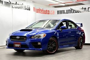 2016 Subaru WRX STi TURBO REAR SPOILER AWD