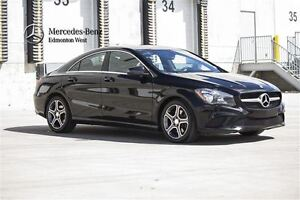2014 Mercedes-Benz CLA250 Memory Package w/Sport Suspension