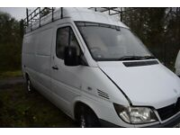 Mercedes Benz Sprinter 308 CDI (DIESEL) Van/Campervan