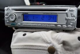 GOODMANS CAR CD RADIO PLAYER WITH WIRES/CAGE