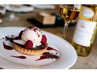 Junior Sous Chef - £9.50-£10ph plus tips & grats - Richmond Hill