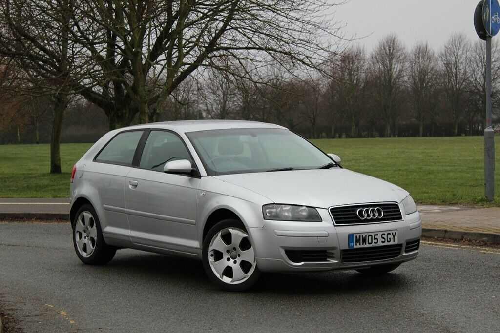 2005 Audi A3 20 Fsi Automatic Spares Or Repairs New Mot Drives Good