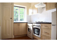 Bright and very spacious 1 bedroom apartment in Crouch End