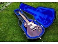 Gibson 1987 Les Paul Standard Wine Red