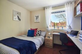 STUDENT ROOM TO RENT IN BIRMINGHAM. STANDARD APARTMENT WITH PRIVATE ROOM, BATHROOM AND STUDY SPACE