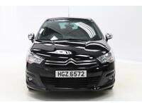 Citroen C4 E-HDI SELECTION (black) 2015-01-06