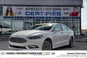 2017 Ford FUSION SE AWD (4X4) NAVIGATION+TOIT OUVRANT