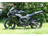Honda CBR 125 RW-B [Plus £500 of Extras, MOT&Service done in May, High Quality Album Available]