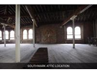 Espero studio 3different locations industrial and penthouse space for hire