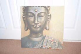 Buddha Canvas For sale