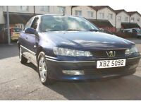 PEUGEOT 406 GLX HDI 110 , ELECTRIC SEATS AND WINDOWS , LONG MOT