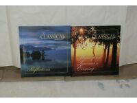 Two Classical Music CD's (In Classical Mood)