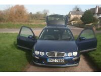 ROVER 25, 1.4, 3 DR, NEW MOT, EX COND, ONE OWNER, FREE WARRANTY