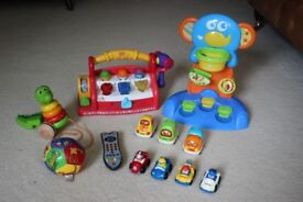 Toddler toy bundle, very good condition