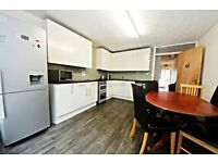 Very spacious in a good condition 4 bedroom house in Streatham Hill