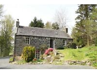 Beautiful detached fully furnished cottage for short term let.