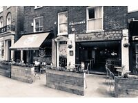 Kitchen Porter - The Dairy - Clapham
