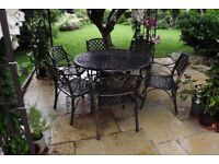 Patio Dining Set - NOW SOLD