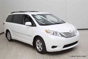 2015 Toyota Sienna LE 8 Passenger,  *NO ADMIN FEE, FINANCING AVA