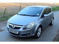 Vauxhall Corsa 1.2 i 16v SXi 5dr *Full service history, Smokefree, Pristine interior*