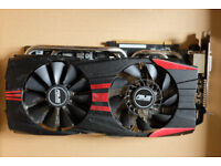 ASUS Radeon R9 290 DirectCU II R9290-DC2OC-4GD5 Graphics Card