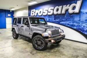 2016 Jeep Wrangler Unlimited 4 dr 75th Anniversary